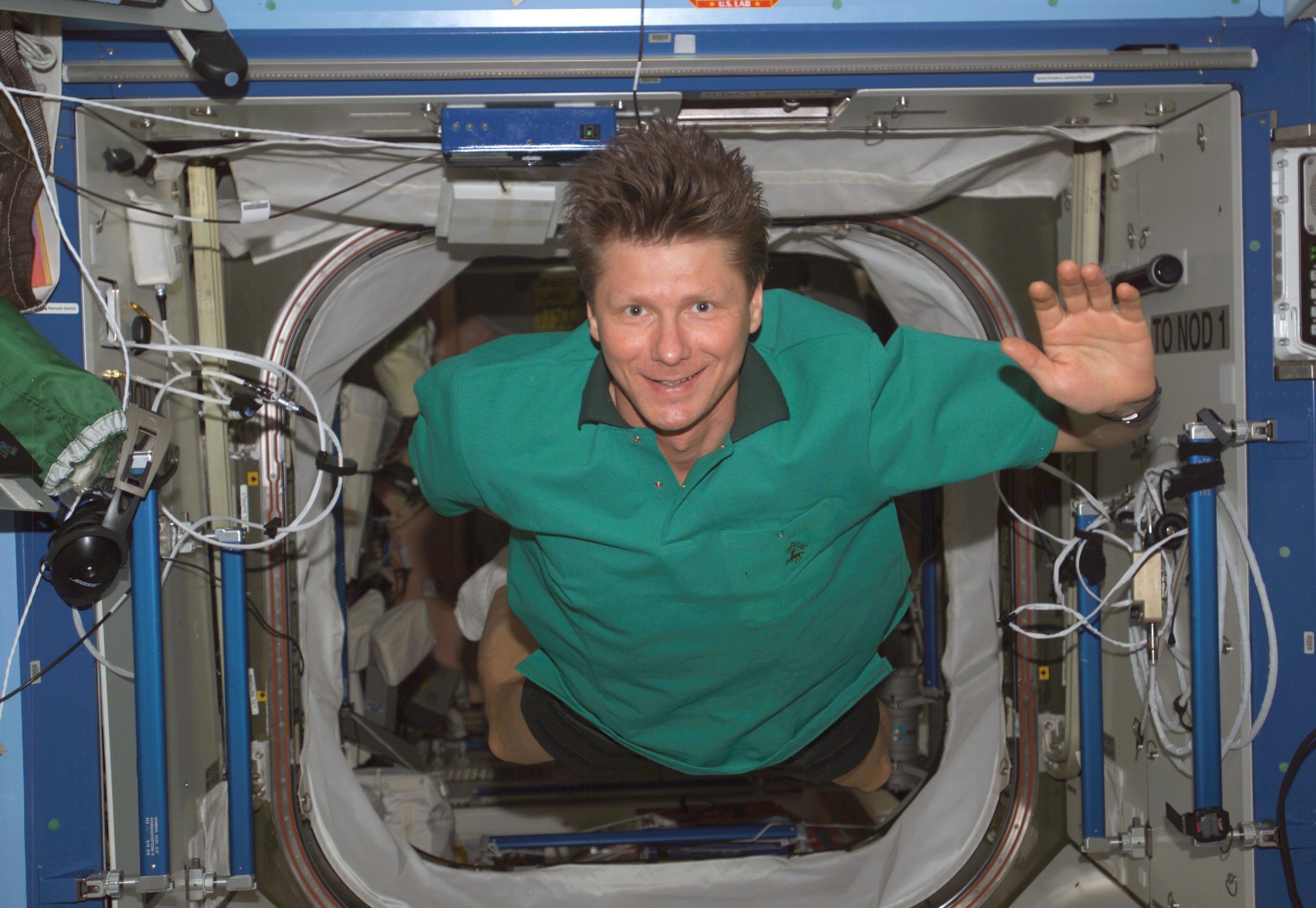Геннадий Падалка. Фото: NASA
