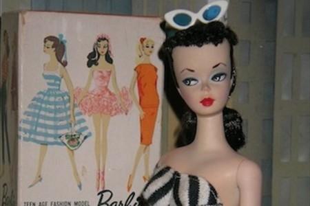 Первая кукла Барби. Фото: news.meta.ua