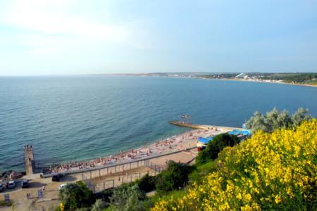 Пляжи Севастополя (1)