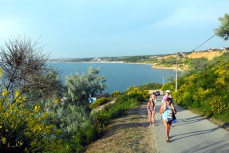 Пляжи Севастополя (2)
