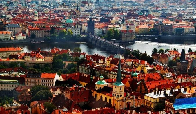 Прага. Фото: visitcz.ru
