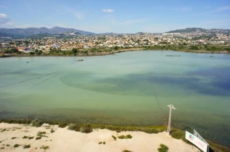 Солёные озёра в Испании. Фото: evroest.com