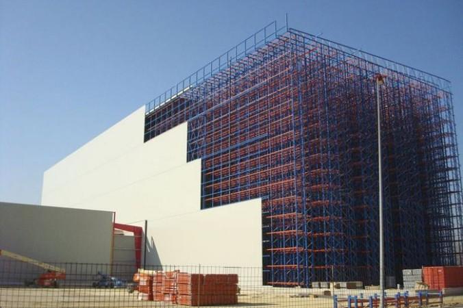 Строительство из сэндвич-панелей. Фото: commons.wikimedia.org