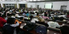 В Китае процветает бизнес «замена студентов»