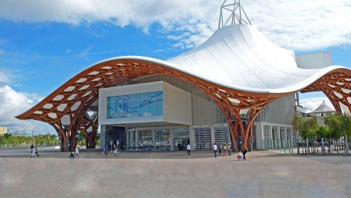 Центр Жоржа Помпиду. Фото: en.wikipedia.org