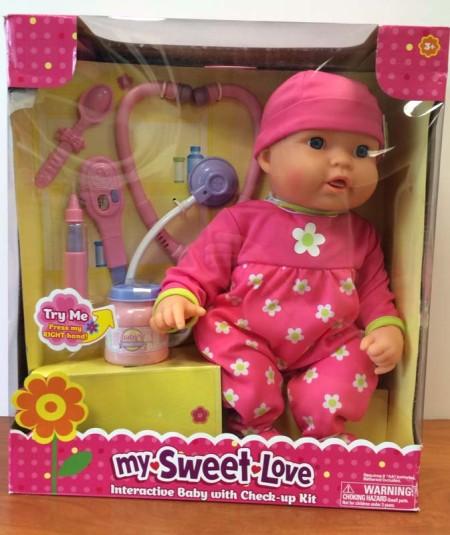 Китайская кукла My Sweet Love. Фото: Consumer Product Safety Commission