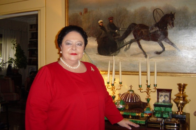 Мария Владимировна Романова. Фото: www.newsfiber.com