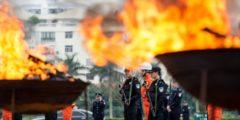 Официальный отчёт: в Китае 14 миллионов наркоманов