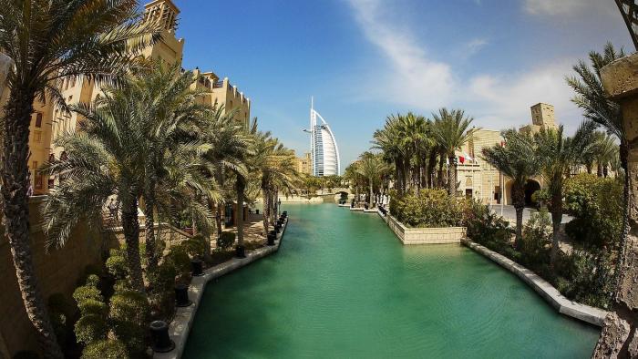 Новый район в Дубае будет экологичным на 100%