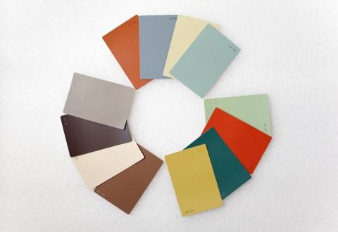 цвета, образцы красок