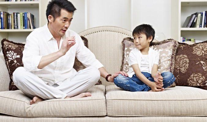 Роль отца с точки зрения конфуцианства