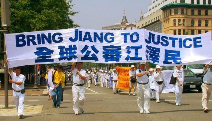 Количество судебных исков на Цзян Цзэминя в Китае уже исчисляется тысячами
