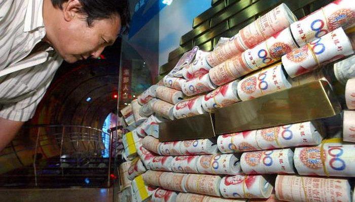 Мелкий китайский чиновник сбежал, оставив миллиардный долг