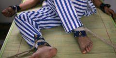 Китайский режим разрушает нервную систему диссидентам в психбольницах