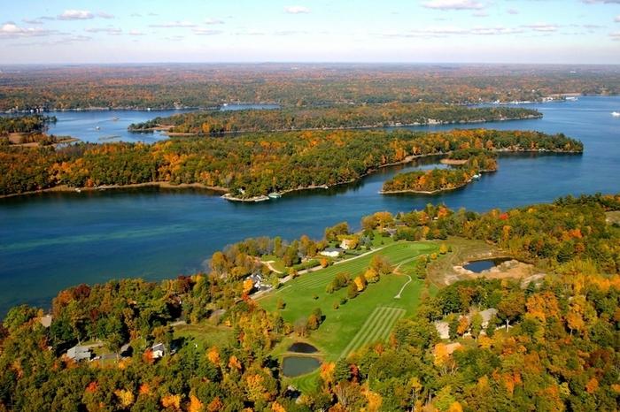Острова в Канаде. Фото с epochtimes.com