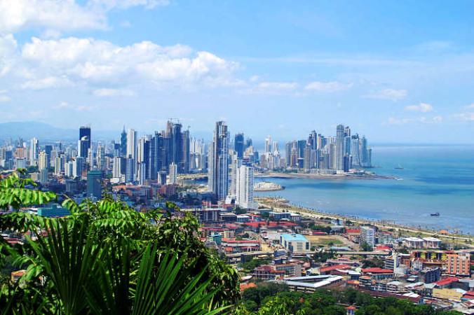 Панама, счастье, страна