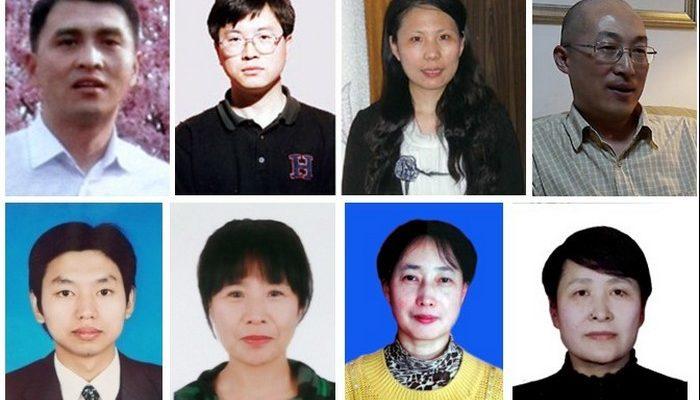 За месяц в Китае арестам и судам подверглись сотни сторонников Фалуньгун