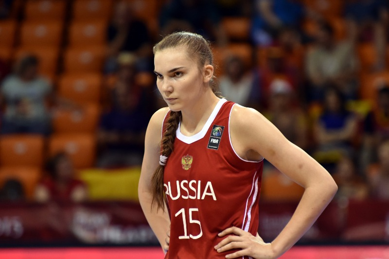 Мария Вадеева. Фото: russiabasket.ru