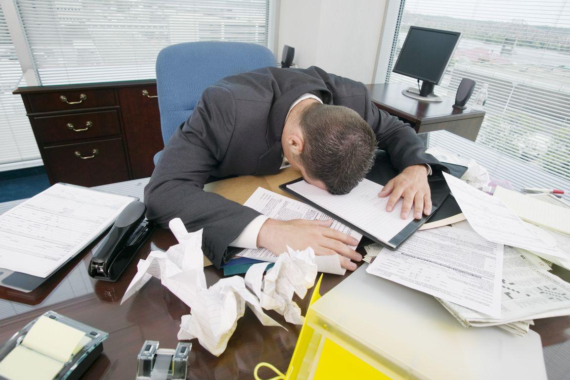 Смешные картинки усталых от работы