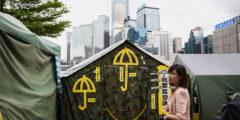 Гонконг замер в ожидании голосования за пекинский вариант избирательной реформы (видео)