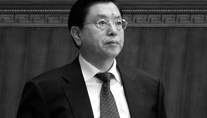 Глава китайского парламента Чжан Дэцзян косвенно подтвердил участие бывшего генсека в преступлениях