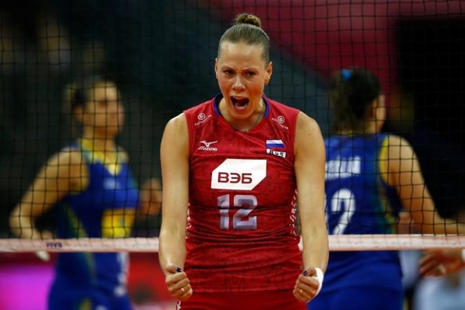 Екатерина Орлова. Фото: Jamie Squire/Getty Images for FIVB