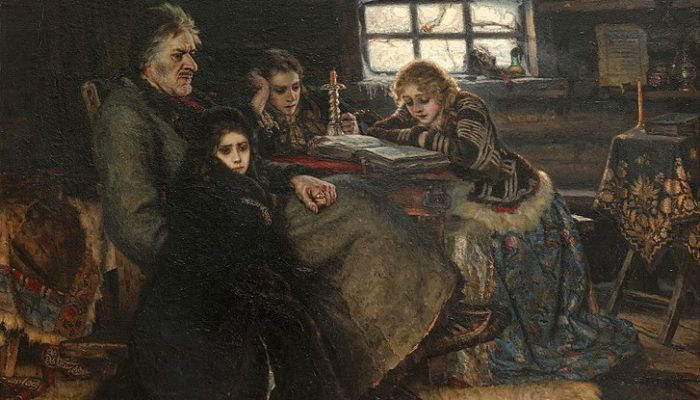 Судьба семьи Меншикова. Грехи наши тяжкие