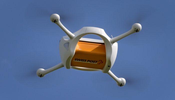 В Голливуде для съёмок планируют использовать дроны (видео)