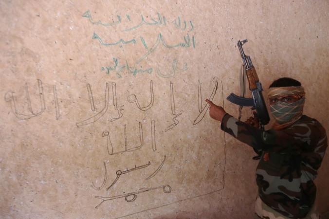 Фото: AHMAD AL-RUBAYE/AFP/Getty Images