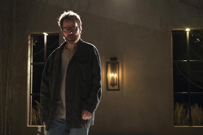 Брайан Крэнстон в роли Уолтера Уайта в сериале «Во все тяжкие». Фото: Ursula Coyote/AMC via the Associated Press