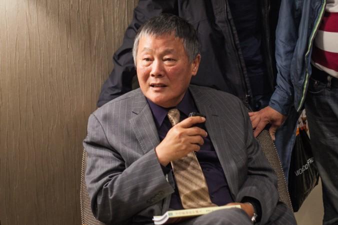 Вэй Цзиншэн, известный китайский правозащитник. Фото: Larry Ong/Epoch Times
