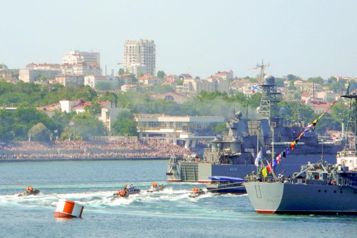 День ВМФ прошел в Севастополе. Фото: Алла Лавриненко/Великая Эпоха