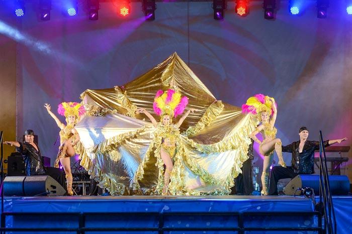 Международный фестиваль «Морской узел» стартовал в Новороссийске. Фото: Андрей Михайловский/Великая Эпоха