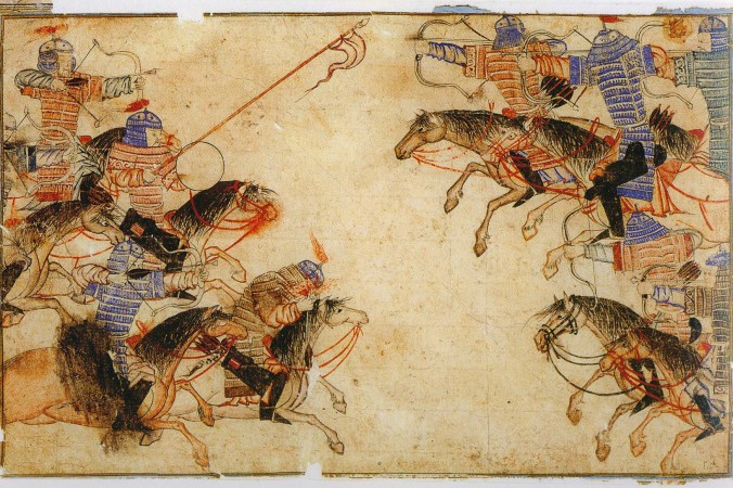 2000 лет назад династия Хань объединила Китай и собиралась расширить северные и западные торговые пути. Фото: Wikimedia Commons