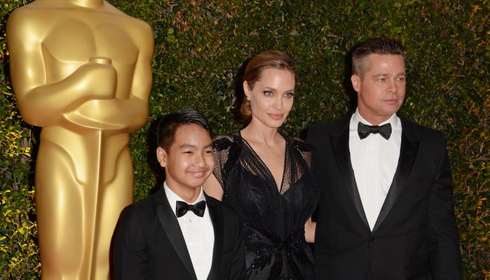 Анджелина Джоли снимет фильм о геноциде в Камбодже