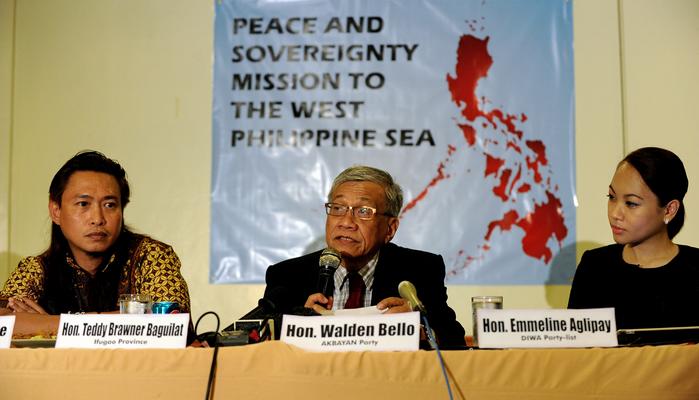 Филиппины готовы к суду с КНР из-за спорных островов (видео)