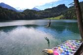 Германия, озёра, озеро Алатзее, туризм, Фюссен, фото дня
