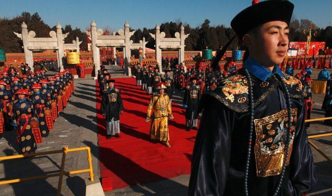 Маньчжуры: народ, покоривший Китай