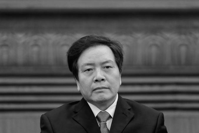 Чжоу Бэньшунь, партийный секретарь провинции Хэбэй, на политическом собрании в Пекине. 24 июля 2015 года. Чжоу неожиданно попал под следствие. Фото: Lintao Zhang/Getty Images