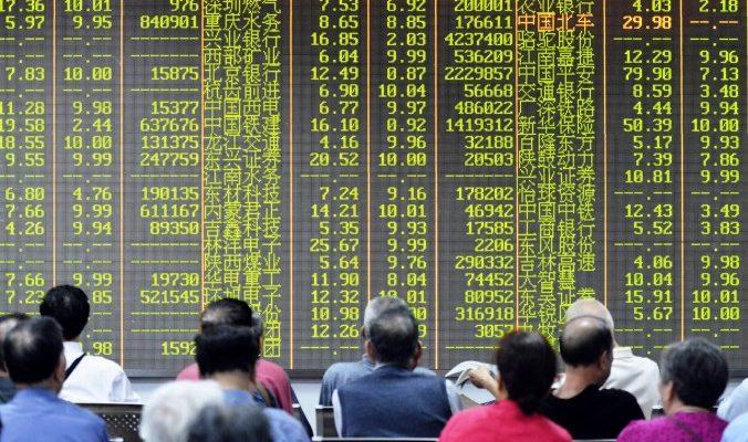 Последствия падения фондового рынка для Китая