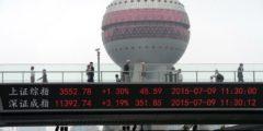 Обвал китайской биржи был подстроен?