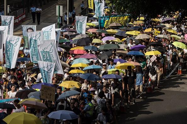 Гонконг, протесты, Пекин, КНР