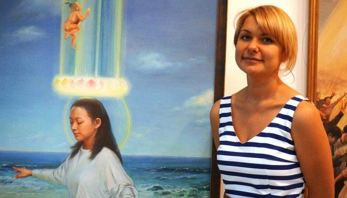 Екатерина Дорина: Искусство – сильная вещь