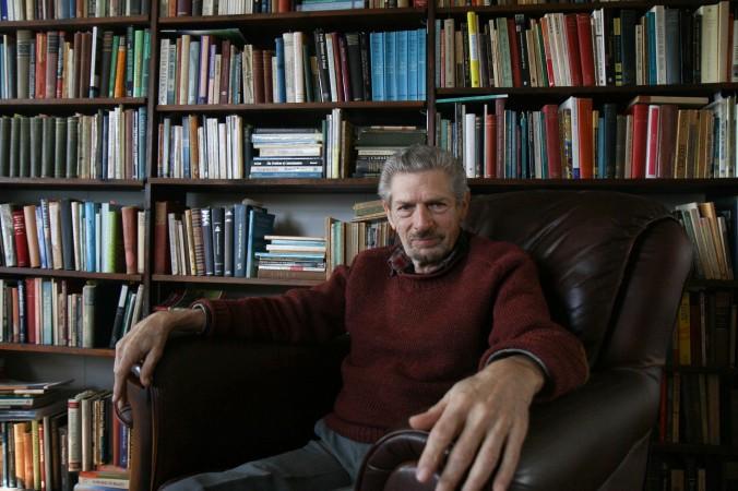 Майкл Гроссо, доктор философии, в своём доме в Шарлоттсвилль, штат Вирджиния. 4 февраля 2015 г. (Тара MacIsaac /Великая Эпоха)