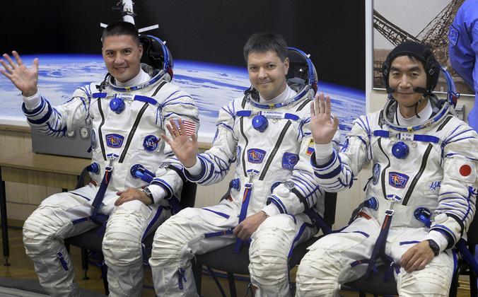 МКС, НАСА, астронавт, космонавт, интервью