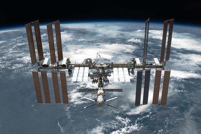 МКС. Фото: NASA