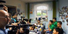Московский центр адаптации и обучения детей беженцев выселяют власти. Самоадаптируйтесь