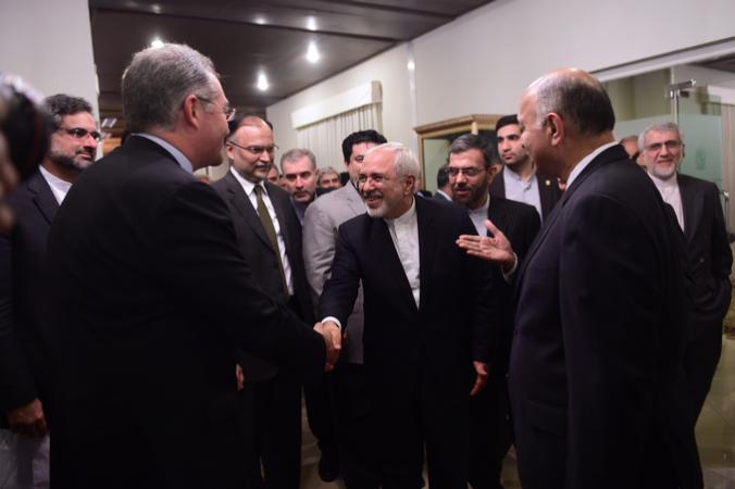 Иран, ЕС, шестёрка, ядерная программа