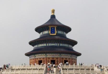 Храм Неба в Пекине, Китай. (Wikimedia Commons)