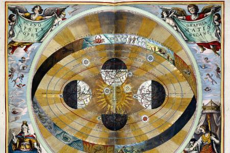 Система Коперника. (Jheald via Wikimedia Commons)